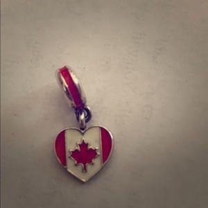 Pandora Canada charm